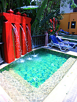 Swimming Pool : The Phulin Resort, Couple & Honeymoon, Phuket