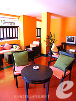Lounge : The Phulin Resort, Couple & Honeymoon, Phuket