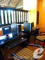 Internet Service : The Phulin Resort, Karon Beach, Phuket
