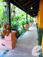 Pathway : The Phulin Resort, Karon Beach, Phuket
