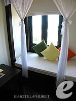 プーケット 5,000円以下のホテル : ザ プーリン リゾート(The Phulin Resort)のStandardルームの設備 Day Bed