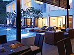 Restaurant / The Quarter Phuket Resort, หาดสุริน