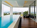 プーケット スリンビーチのホテル : ザ クウォーター プーケット リゾート(The Quarter Phuket Resort)のラグジュアリー プール スイートルームの設備 Private Pool