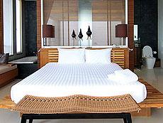 プーケット スリンビーチのホテル : ザ クウォーター プーケット リゾート(1)のお部屋「ラグジュアリー プール スイート」