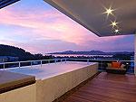 プーケット スリンビーチのホテル : ザ クウォーター プーケット リゾート(The Quarter Phuket Resort)のラグジュアリー プール ペントハウスルームの設備 Private Pool