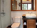 プーケット スリンビーチのホテル : ザ クウォーター プーケット リゾート(The Quarter Phuket Resort)のサンクチュアリ ロイヤル スイートルームの設備 Bath Room