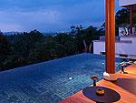 プーケット スリンビーチのホテル : ザ クウォーター プーケット リゾート(The Quarter Phuket Resort)のサンクチュアリ ロイヤル スイートルームの設備 Private Pool