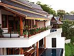 プーケット スリンビーチのホテル : ザ クウォーター プーケット リゾート(The Quarter Phuket Resort)のサンクチュアリ ロイヤル スイートルームの設備 Exterior