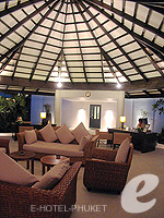 Reception Lobby : The Racha, Couple & Honeymoon, Phuket
