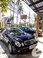 Limousin Service : The Racha, Beach Front, Phuket