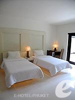 プーケット その他・離島のホテル : ザ ラチャ(The Racha)のデラックス ヴィラルームの設備 Room View