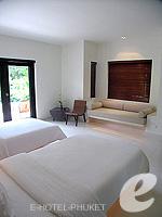 プーケット 10,000~20,000円のホテル : ザ ラチャ(The Racha)のデラックス ヴィラルームの設備 Room View