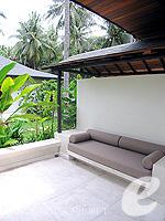 プーケット その他・離島のホテル : ザ ラチャ(The Racha)のデラックス ヴィラルームの設備 Terrace