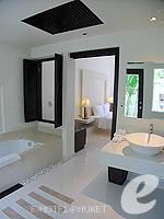 プーケット 10,000~20,000円のホテル : ザ ラチャ(The Racha)のデラックス ヴィラルームの設備 Bath Room
