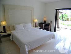 プーケット その他・離島のホテル : ザ ラチャ(1)のお部屋「デラックス ヴィラ」