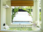 プーケット その他・離島のホテル : ザ ラチャ(The Racha)のグランド デラックス プール ヴィラルームの設備 Bathroom