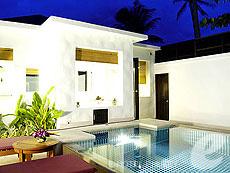 プーケット その他・離島のホテル : ザ ラチャ(1)のお部屋「グランド デラックス プール ヴィラ」