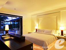 プーケット その他・離島のホテル : ザ ラチャ(1)のお部屋「スパ プール スイート」