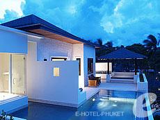 プーケット 10,000~20,000円のホテル : ザ ラチャ(1)のお部屋「グランド プール スイート」