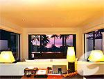 プーケット 10,000~20,000円のホテル : ザ ラチャ(The Racha)の2ベッドルーム グランド プール スイートルームの設備 Bedroom