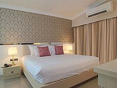 バンコク シーロム・サトーン周辺のホテル : ザ ラヤ スラウォング バンコク(The Raya Surawong Bangkok)のお部屋「エグジクティブ スイート ダブル」