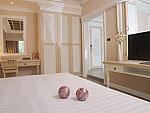 バンコク シーロム・サトーン周辺のホテル : ザ ラヤ スラウォング バンコク(The Raya Surawong Bangkok)のデラックス ダブルルームの設備 Room View