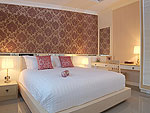 バンコク シーロム・サトーン周辺のホテル : ザ ラヤ スラウォング バンコク(The Raya Surawong Bangkok)のスイート シングルルームの設備 Room View