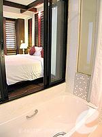 プーケット パトンビーチのホテル : ザ ロイヤル パーム ビーチフロント(The Royal Palm Beach Front)のスイートルームの設備 Bathroom amenities