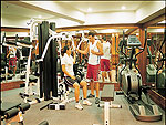 Fitness : The Royal Paradise Hotel & Spa, Patong Beach, Phuket