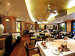 Casablanca Restaurant : The Royal Paradise Hotel & Spa, with Spa, Phuket