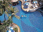 Swimming Pool : The Royal Paradise Hotel & Spa, Patong Beach, Phuket