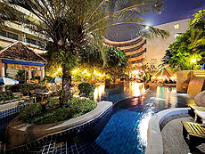 The Royal Paradise Hotel & Spa, under USD 50, Phuket