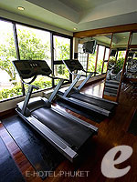 Fitness : The Nai Harn, Other Area, Phuket