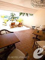 プーケット その他・離島のホテル : ザ ナイハーン(The Nai Harn)のオーシャンフロント デラックスルームの設備 Room View