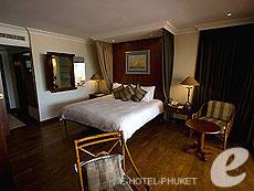 プーケット その他・離島のホテル : ザ ナイハーン(1)のお部屋「オーシャンフロント デラックス」