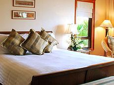 プーケット その他・離島のホテル : ザ ナイハーン(1)のお部屋「オーシャン フロント デラックス スイート」
