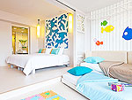 Room View : Family at The Sands Khao Lak, Free Wifi, Phuket