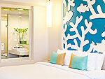 プーケット スパ併設のホテル : ザ サンズ カオ ラック(The Sands Khao Lak)のファミリールームの設備 Room View