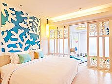 プーケット スパ併設のホテル : ザ サンズ カオ ラック(1)のお部屋「ファミリー」