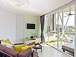 プーケット スパ併設のホテル : ザ サンズ カオ ラック(The Sands Khao Lak)のシーサイド ジュニア スイートルームの設備 Room View
