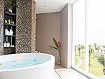 プーケット スパ併設のホテル : ザ サンズ カオ ラック(The Sands Khao Lak)のツーベッドルーム シー スイートルームの設備 Bath Room