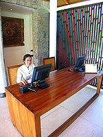 Reception : The Sarojin, Promotion, Phuket