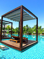 In-Pool Deck : The Sarojin, Promotion, Phuket