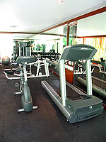 Fitness Gym / The Sarojin