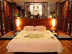 プーケット カオラックのホテル : ザ サロジン(1)のお部屋「ガーデン レジデンス」