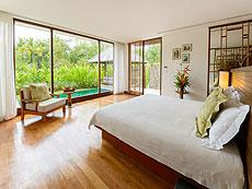 プーケット カオラックのホテル : ザ サロジン(1)のお部屋「2ベッドルームプールレジデンス」
