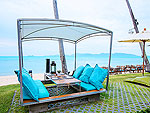 Beachside : The Sea Koh Samui Resort & Spa, Free Wifi, Phuket