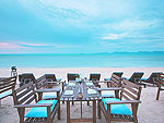 Restaurant : The Sea Koh Samui Resort & Spa, Free Wifi, Phuket