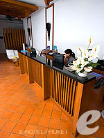 ReceptionThe Sea Patong