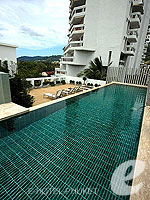 Swimming PoolThe Sea Patong